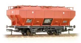 Bachmann 38-500 Covered Hopper Wagon BR Bauxite (Late)